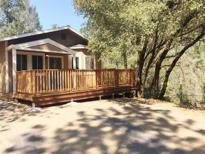 Placerville Single Family Home For Sale: 1501 Miners Spring Road