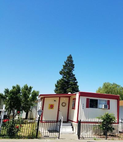 Sacramento Mobile/Manufactured For Sale: 6435 Orange Avenue