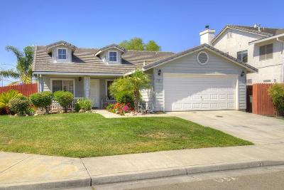 Tracy Single Family Home For Sale: 1681 Bayberry Lane