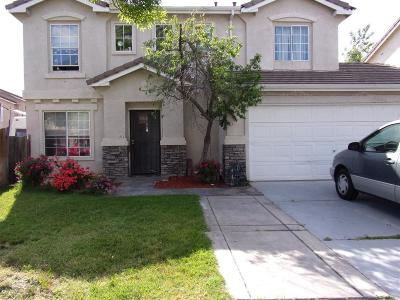 Tracy Single Family Home For Sale: 755 Bogetti Lane
