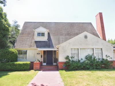 Stockton Single Family Home For Sale: 1102 Middlefield Avenue