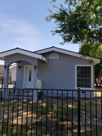 Stockton Single Family Home For Sale: 2428 Francis Street