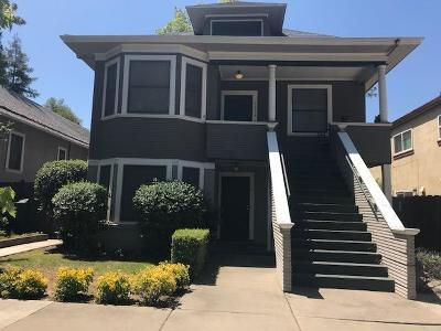 Multi Family Home For Sale: 2612 Q Street