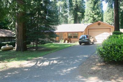 Pollock Pines CA Single Family Home For Sale: $299,000