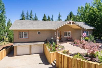 Camino Single Family Home For Sale: 4541 Superior Drive