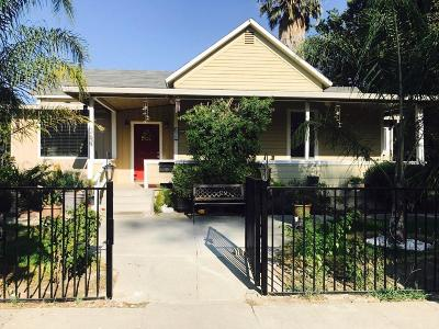 Colusa Single Family Home For Sale: 251 1st Street