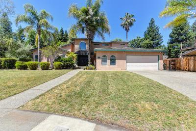 Sacramento Single Family Home For Sale: 22 Rivershore Court