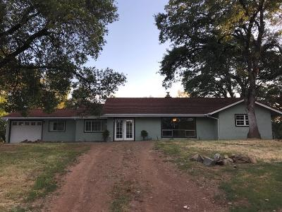 Placerville Single Family Home For Sale: 4428 Blanchard Road