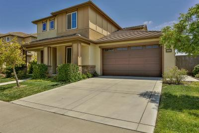 Rancho Cordova Single Family Home For Sale: 4737 Village Mill Way