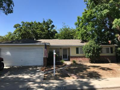 Modesto Single Family Home For Sale: 1321 Princeton Avenue