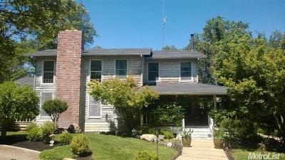 Single Family Home For Sale: 9201 Marysville Road