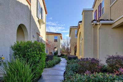 Elk Grove Condo For Sale: 8368 Crystal Walk Circle
