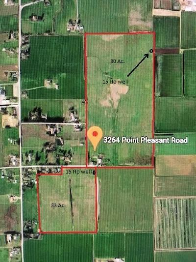 Elk Grove Residential Lots & Land For Sale: 3264 Point Pleasant Road