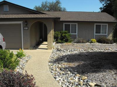 Loomis CA Single Family Home For Sale: $459,000