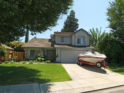 Modesto Single Family Home For Sale: 3908 Sharpsburg Drive