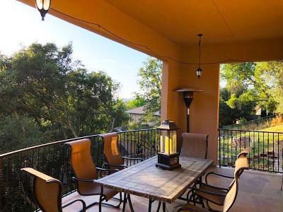 El Dorado Hills Single Family Home For Sale: 734 Cresta Court