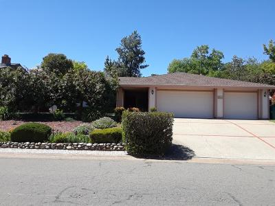 El Dorado Hills Single Family Home For Sale: 954 Stoneman Way