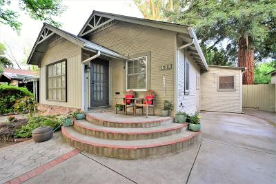 Sacramento Single Family Home For Sale: 1649 Santa Ynez Way