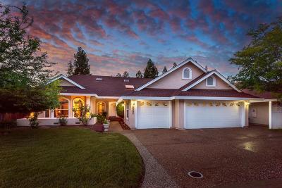 Fair Oaks Single Family Home For Sale: 9005 Biplane Way