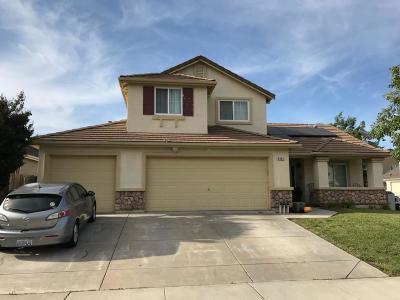 Stockton Single Family Home For Sale: 9065 Chianti Circle