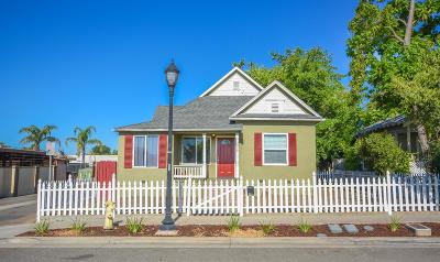 Roseville Single Family Home For Sale: 419 Lincoln Street