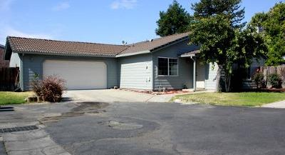Turlock Single Family Home For Sale: 1440 Windsor Court