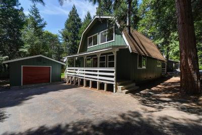 Pioneer Single Family Home For Sale: 16626 Meadow Vista Drive