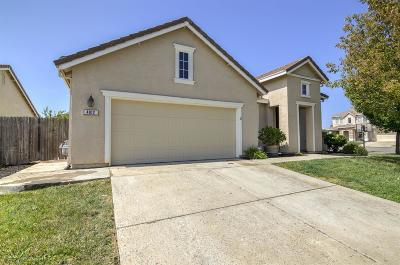 Elk Grove Single Family Home For Sale: 4812 Chamberlin Circle