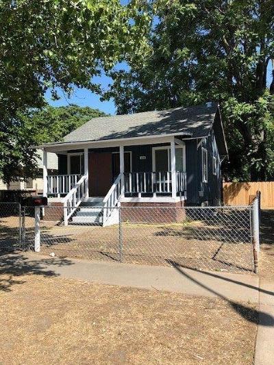 Modesto Single Family Home For Sale: 404 J Street