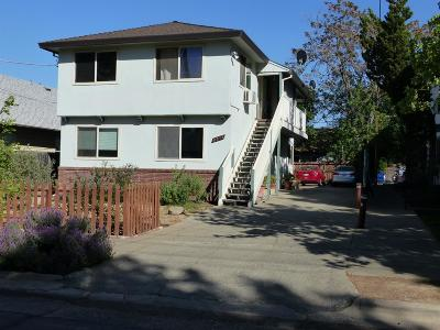 Sacramento CA Multi Family Home For Sale: $750,000