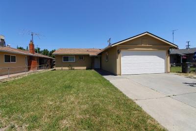 West Sacramento Single Family Home For Sale: 1044 Milton Street