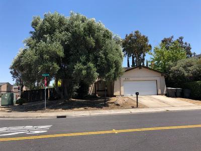 Tracy Single Family Home For Sale: 2890 Rhett Court