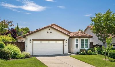 Rocklin Single Family Home For Sale: 2912 Gables Court