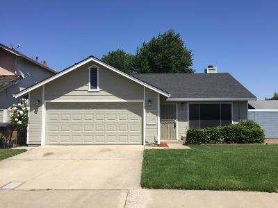 Modesto Single Family Home For Sale: 3704 Hague Court