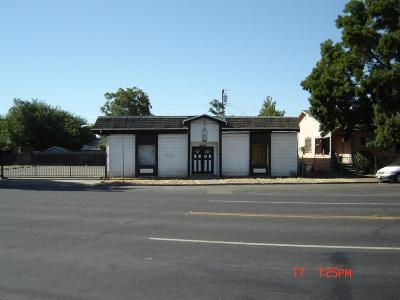 Stockton Commercial For Sale: 2118 East Lafayette Street