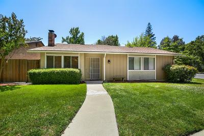 Citrus Heights Single Family Home For Sale: 6360 Chapel View Lane