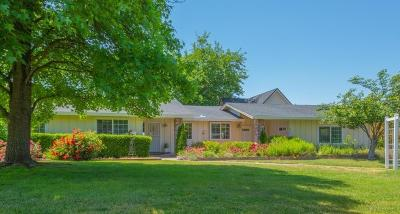 Roseville Single Family Home For Sale: 8330 Bianchi Road