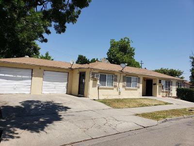 Stockton Multi Family Home For Sale: 2375 Scotts Avenue