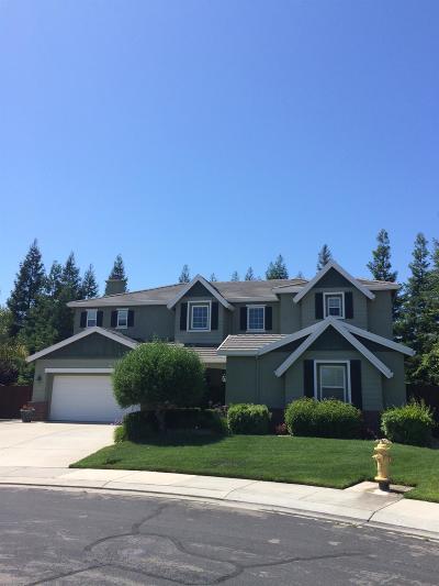 Stockton Single Family Home For Sale: 5535 Asbury Way