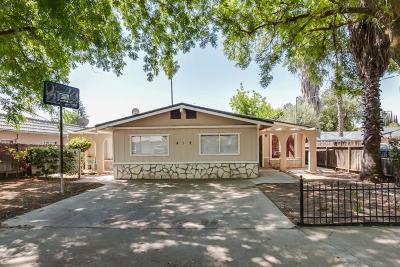 Modesto Single Family Home For Sale: 414 Corson Avenue
