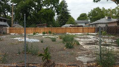 Sacramento Residential Lots & Land For Sale: 3241 W Street