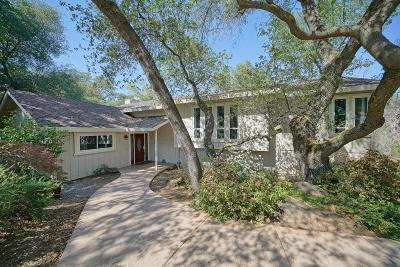 El Dorado Hills Single Family Home For Sale: 2597 Crown Drive
