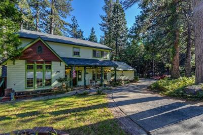 Pioneer Single Family Home For Sale: 26776 Sugar Pine Drive