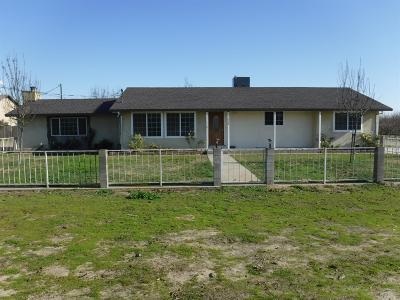 Turlock Single Family Home For Sale: 11348 Griffith Road