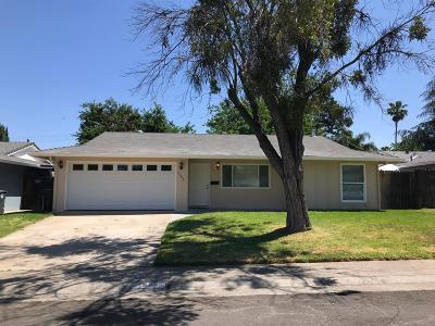 Rancho Cordova Single Family Home For Sale: 1904 Kellogg Way
