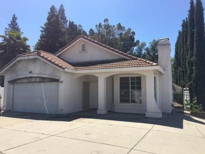 Roseville CA Single Family Home For Sale: $314,900
