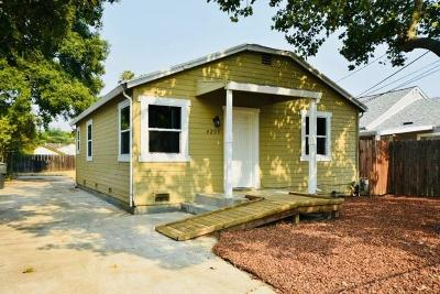 Sacramento Single Family Home For Sale: 4209 East Nichols Avenue