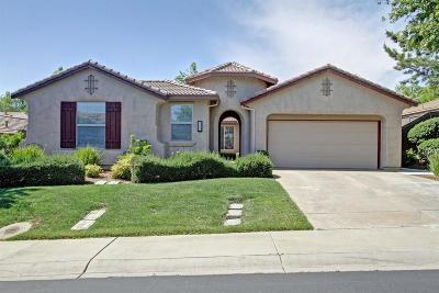 El Dorado Hills Single Family Home For Sale: 5090 Garlenda Drive