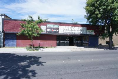 Turlock Commercial For Sale: 215 Lander Avenue