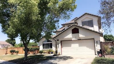 Tracy Single Family Home For Sale: 513 Cecelio Way